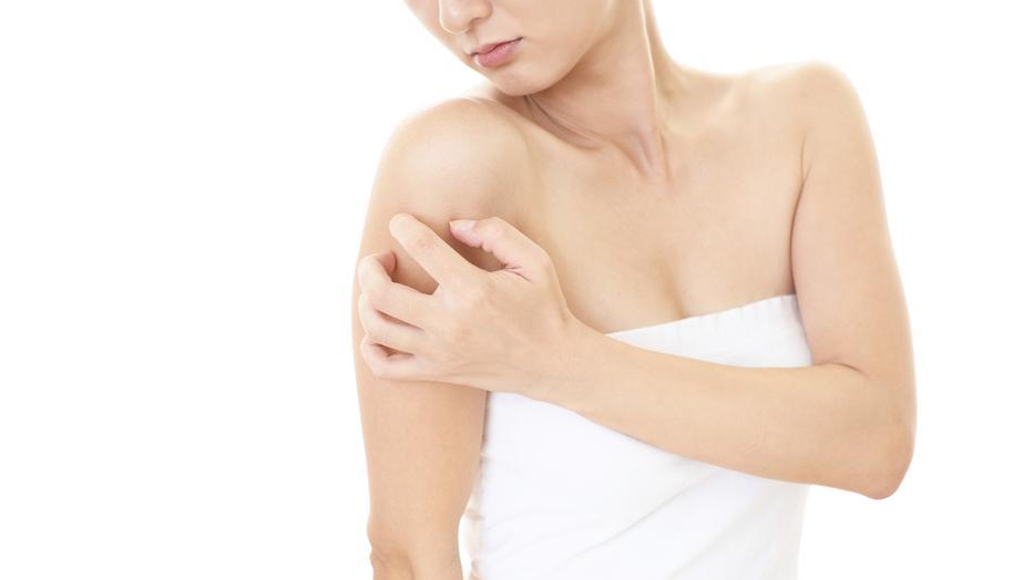 A vörös foltok oka a nyakon és kezelésük - Tünetek